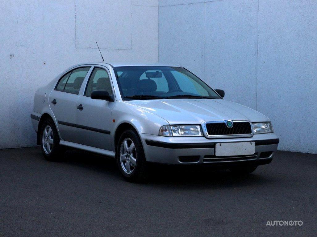 Škoda Octavia, 2000 - celkový pohled