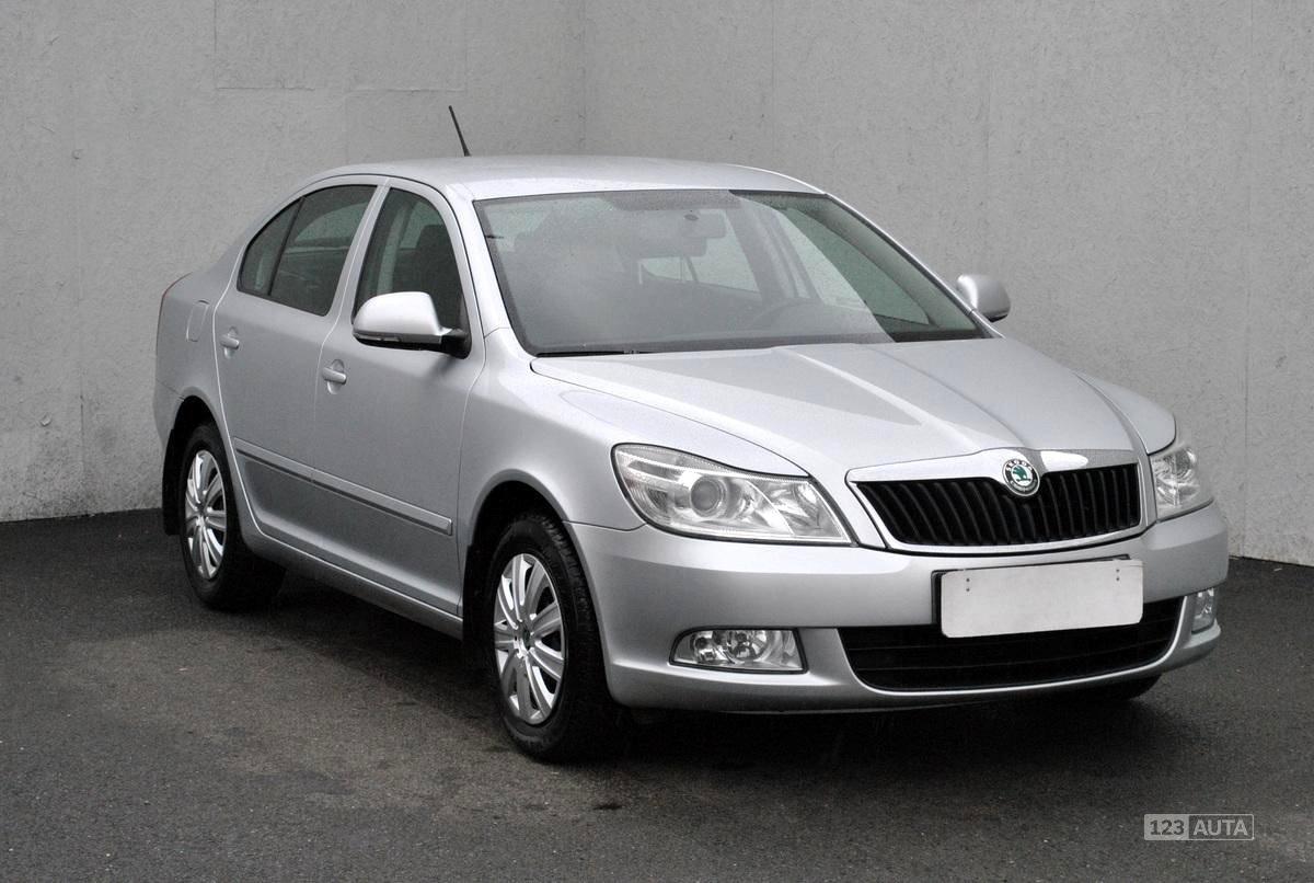 Škoda Octavia II, 2010 - celkový pohled