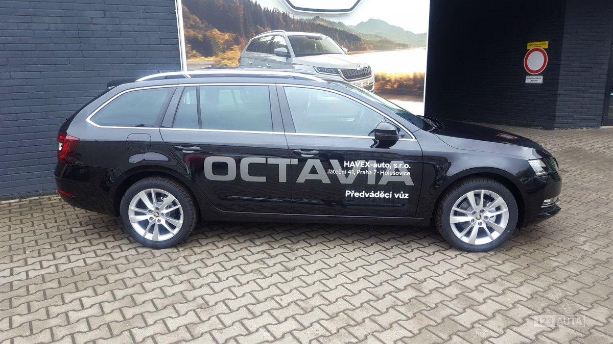 Škoda Octavia, 2017 - celkový pohled