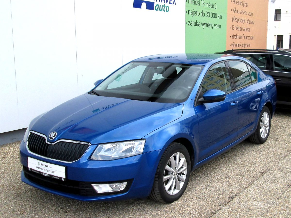 Škoda Octavia, 2014 - celkový pohled