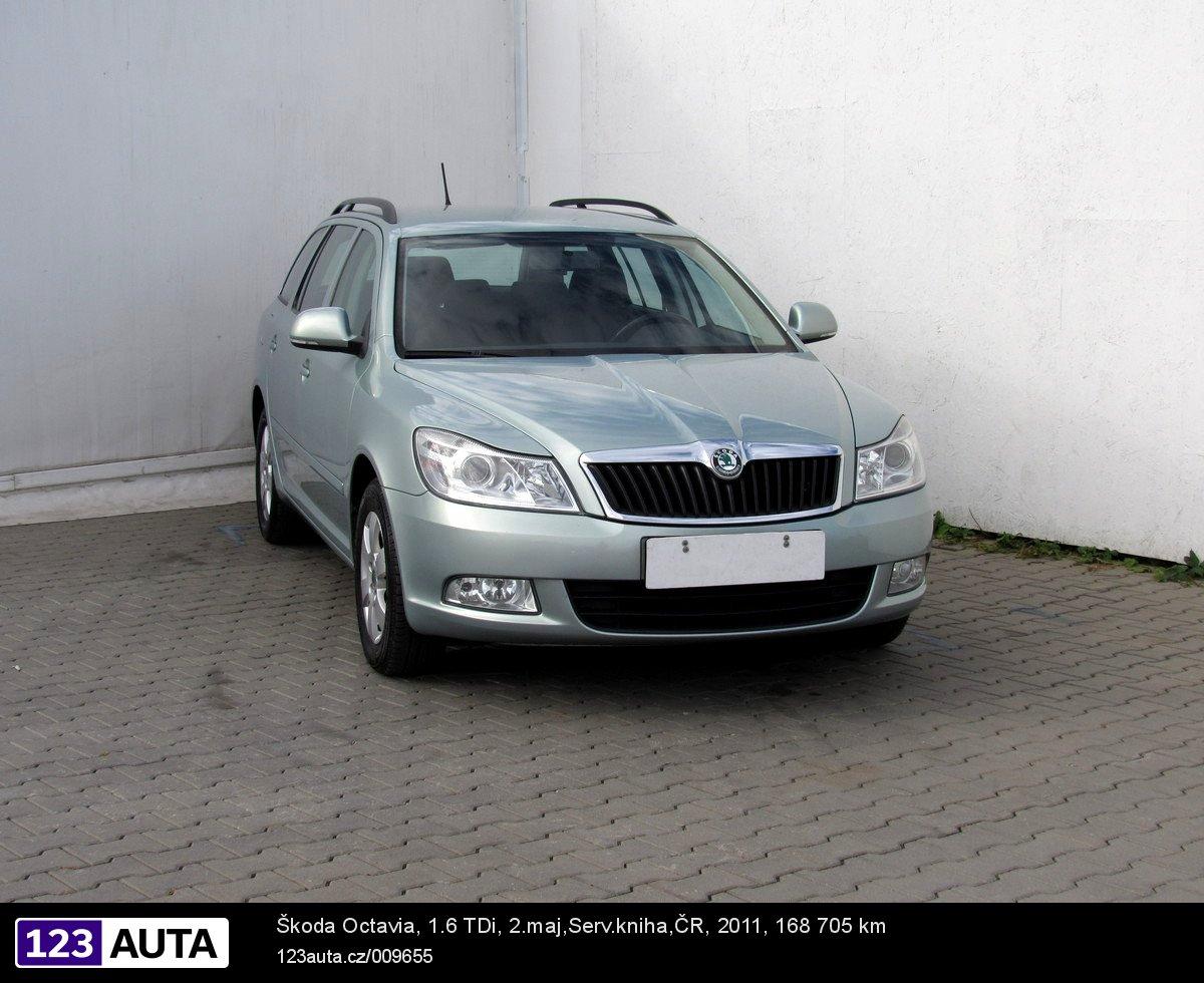 Škoda Octavia, 2011 - celkový pohled