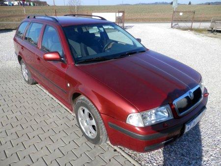 Škoda Octavia, 2003