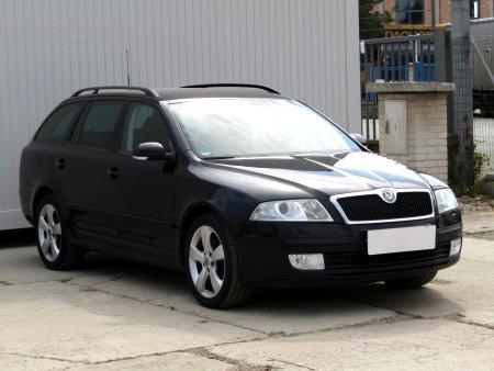 Škoda Octavia, 2007