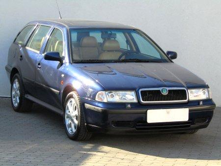 Škoda Octavia, 2000