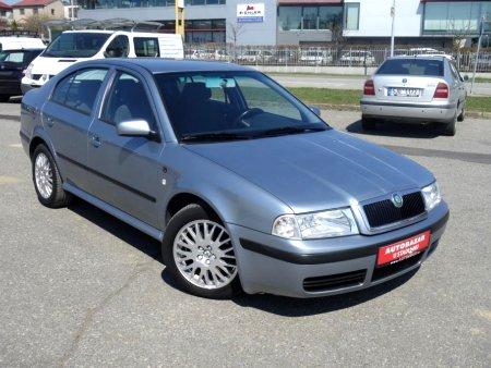Škoda Octavia, 2002