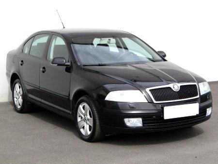Škoda Octavia, 2008