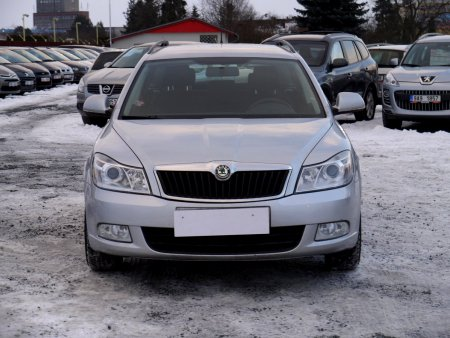 Škoda Octavia, 2010 - pohled č. 2