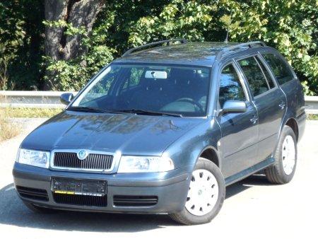 Škoda Octavia, 2005