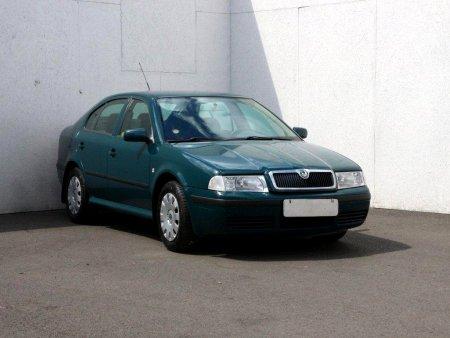 Škoda Octavia, 2001