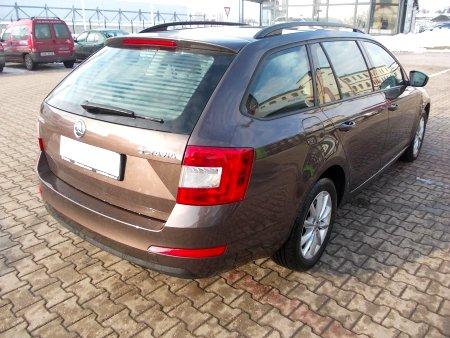 Škoda Octavia, 2014 - pohled č. 2