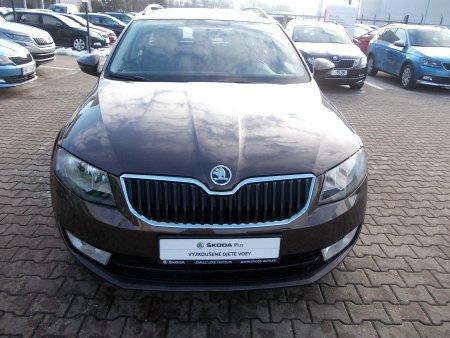 Škoda Octavia, 2014 - pohled č. 4