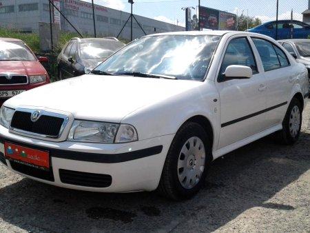 Škoda Octavia, 2004