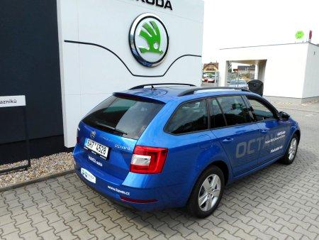 Škoda Octavia, 2017 - pohled č. 3