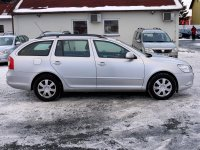 Škoda Octavia, 2010 - pohled č. 4