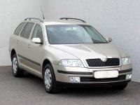 Škoda Octavia II, 2006 - celkový pohled