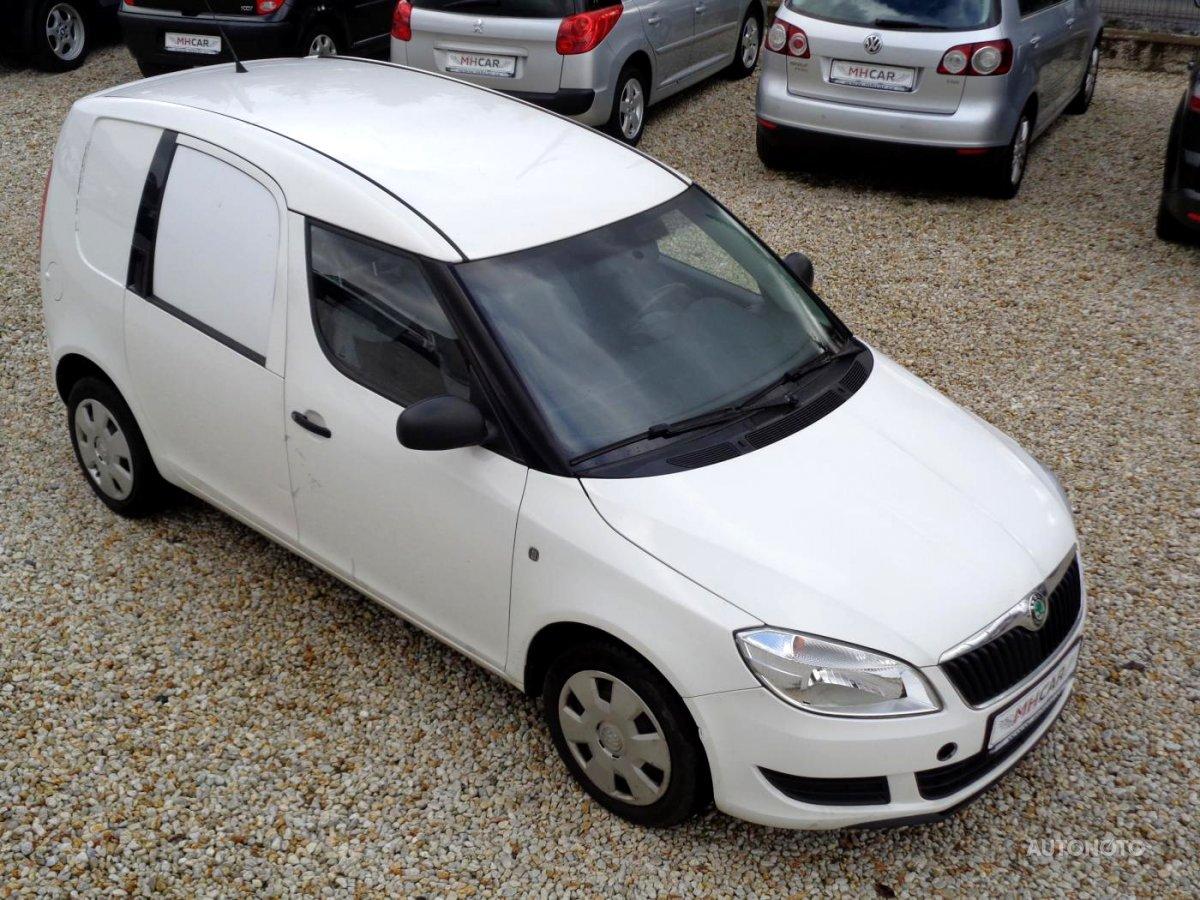 Škoda Praktik, 2011 - celkový pohled