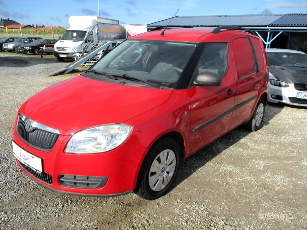 Škoda Praktik, 2008 - celkový pohled