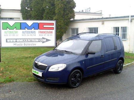 Škoda Praktik, 2009