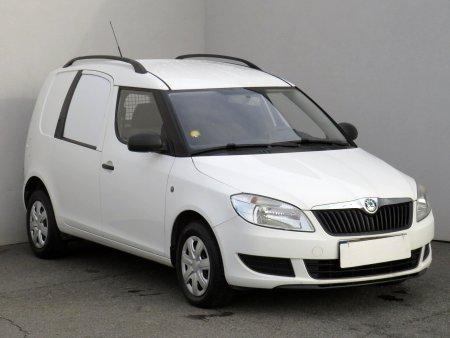 Škoda Praktik, 2010