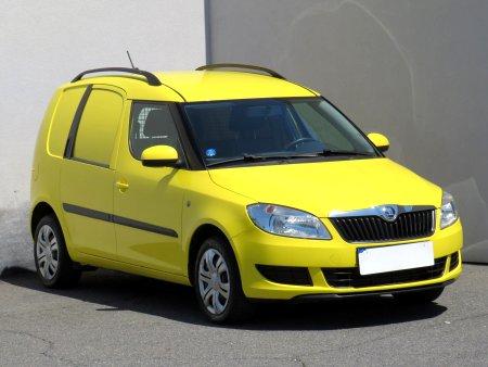 Škoda Praktik, 2014