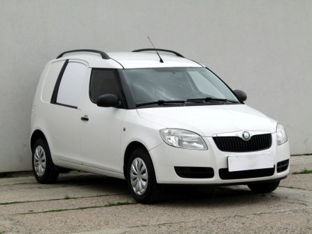 Škoda Praktik, 2008
