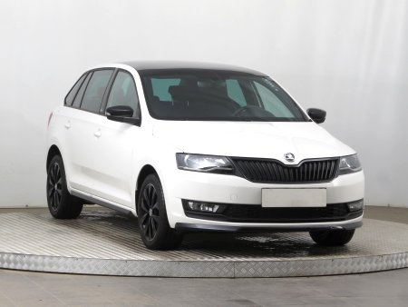Škoda Rapid Spaceback, 2018