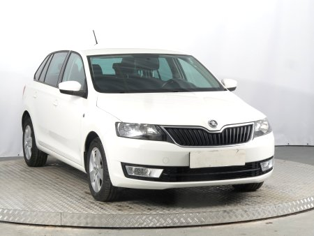 Škoda Rapid Spaceback, 2014