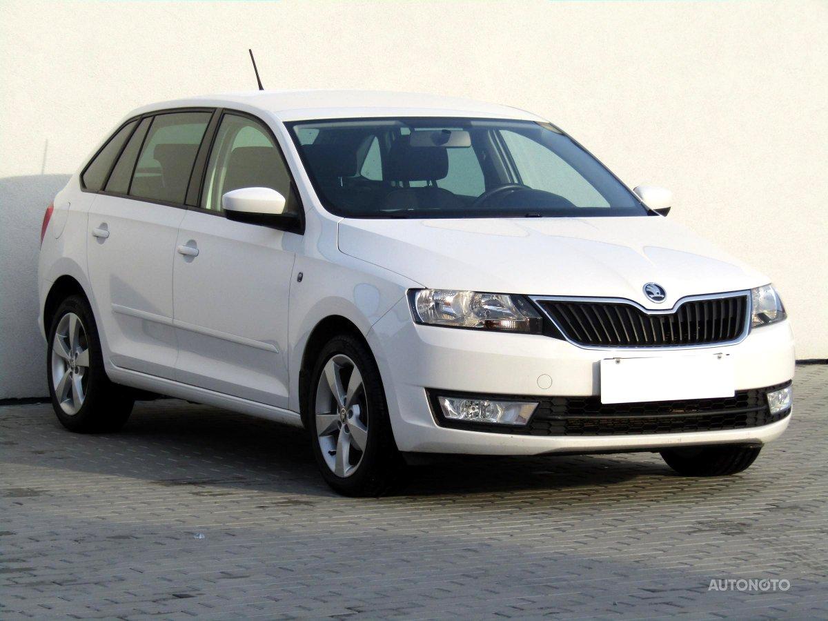 Škoda Rapid, 2014 - celkový pohled