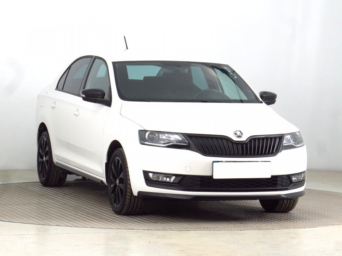 Škoda Rapid, 2018 - pohled č. 1