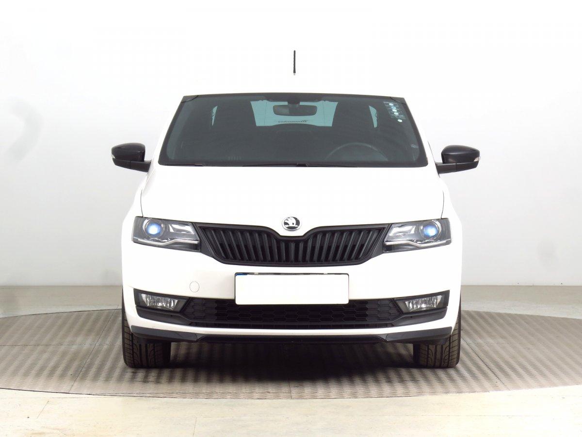 Škoda Rapid, 2018 - pohled č. 2