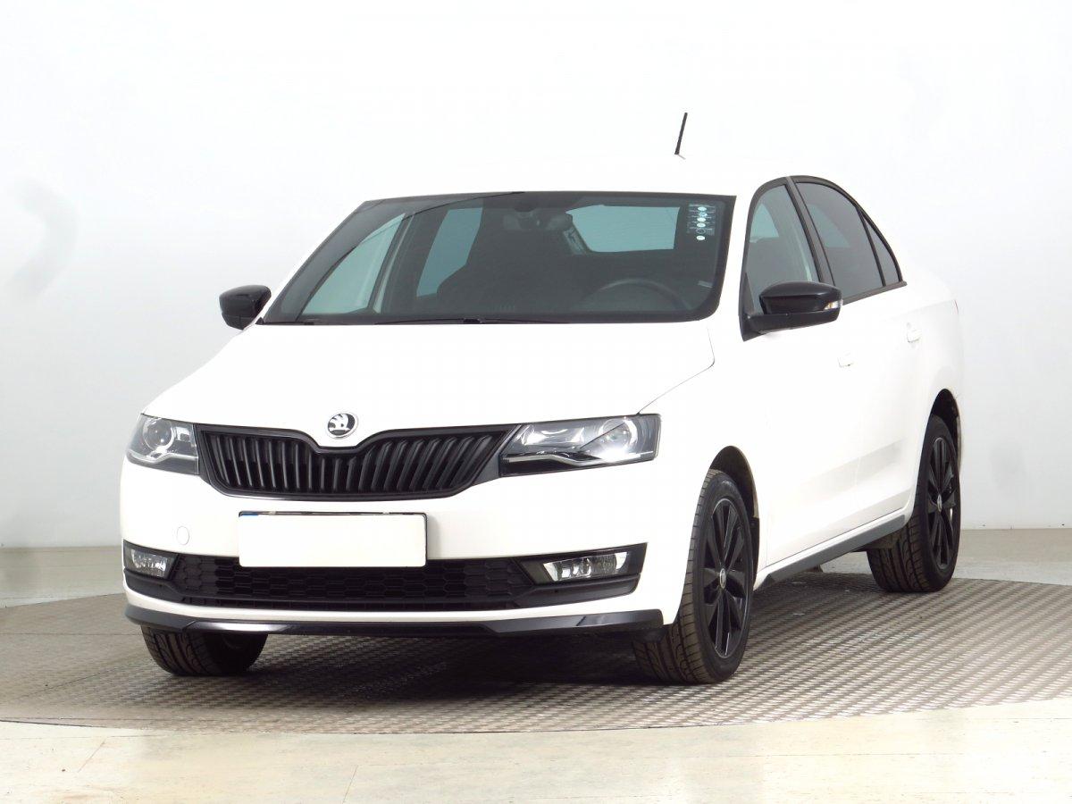 Škoda Rapid, 2018 - pohled č. 3