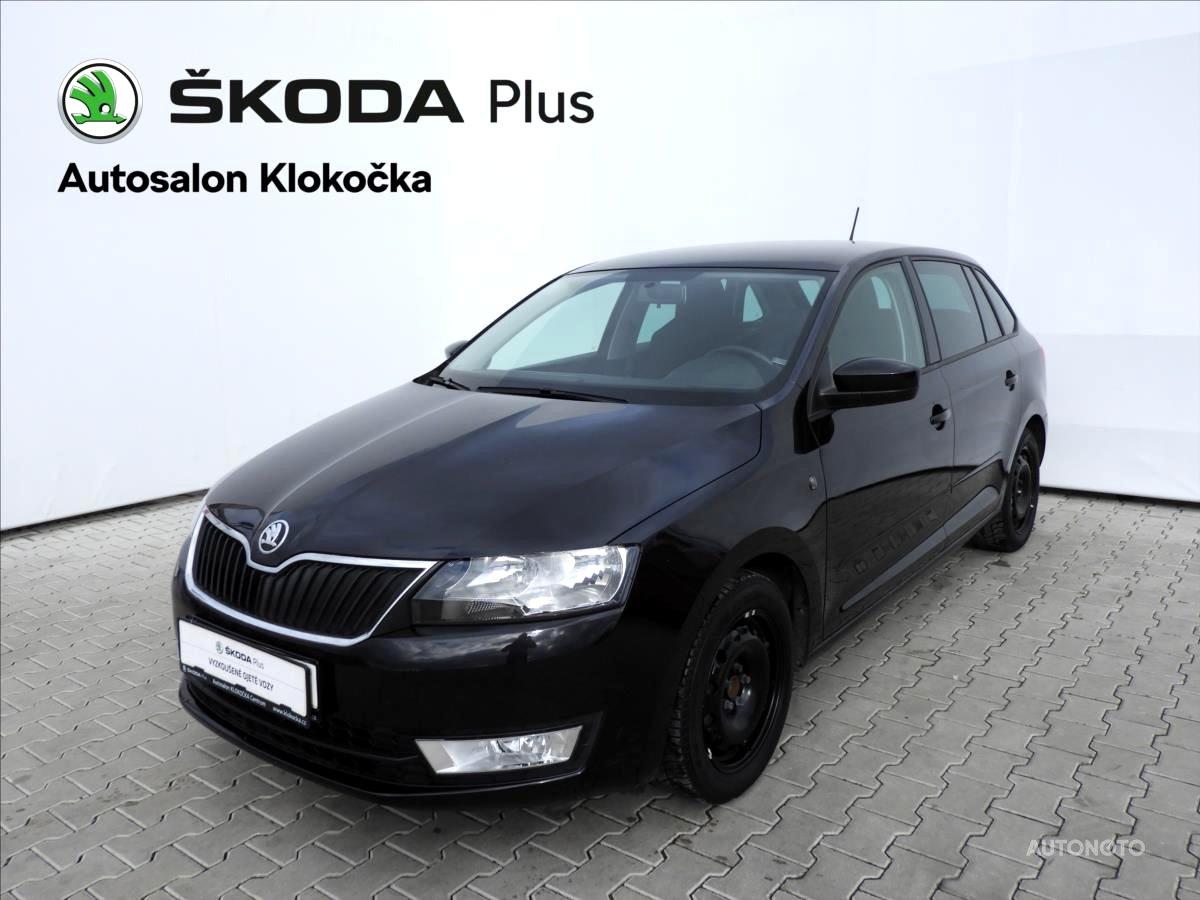 Škoda Rapid, 2015 - celkový pohled