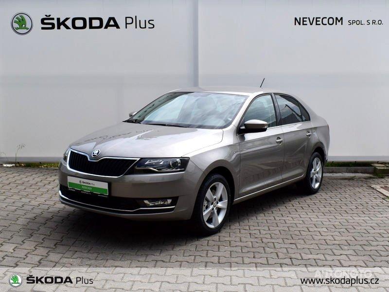 Škoda Rapid, 2019 - celkový pohled