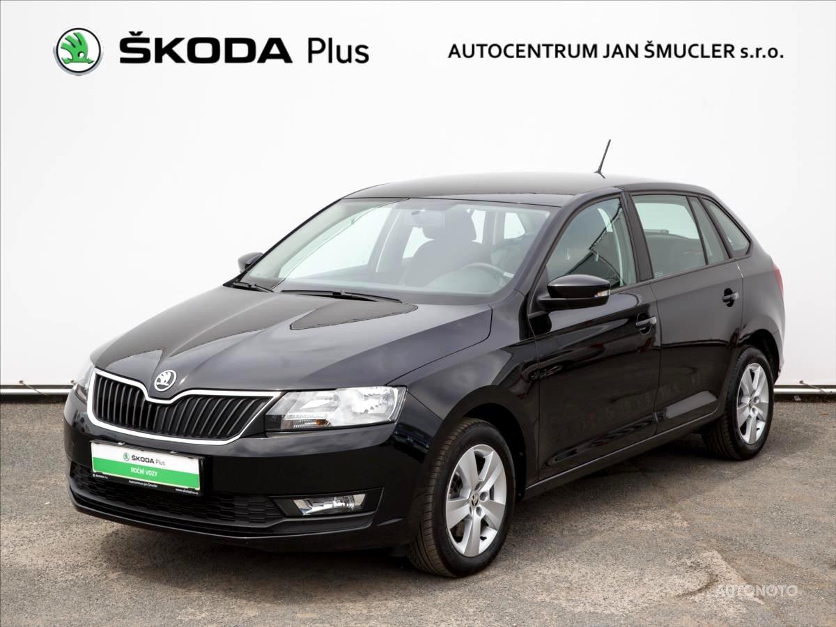 Škoda Rapid, 2018 - celkový pohled