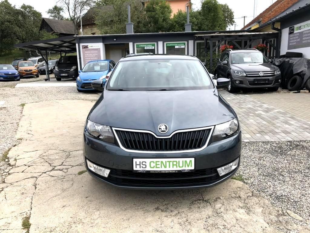 Škoda Rapid, 2020 - celkový pohled