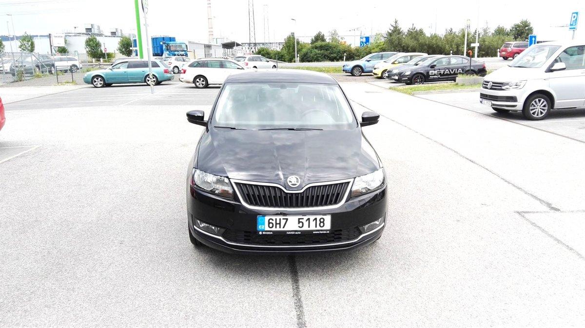 Škoda Rapid, 2017 - celkový pohled
