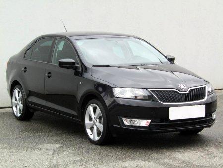 Škoda Rapid, 2013
