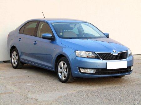 Škoda Rapid, 2012