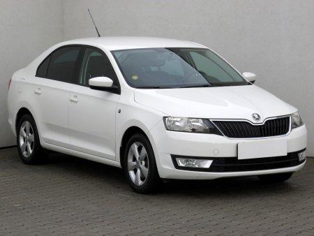 Škoda Rapid, 2014