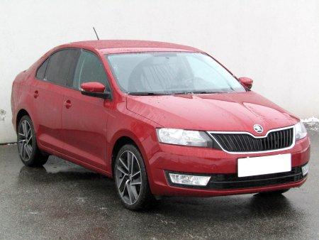 Škoda Rapid, 2016