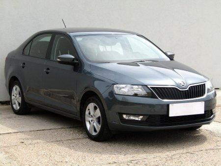 Škoda Rapid, 2017