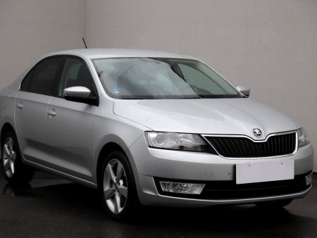Škoda Rapid, 2015
