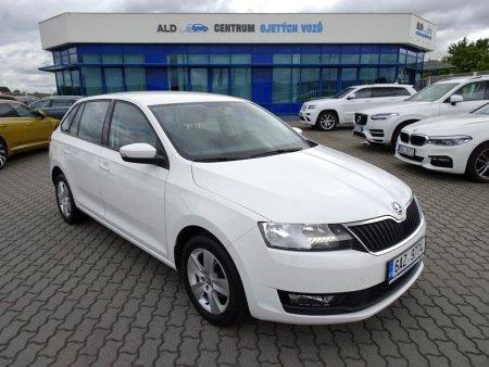 Škoda Rapid, 2018