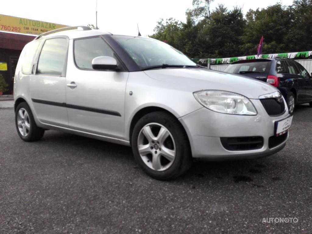 Škoda Roomster, 2006 - celkový pohled