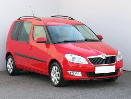 Škoda Roomster, 2010