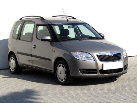 Škoda Roomster, 2008