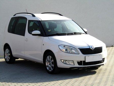 Škoda Roomster, 2013