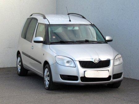 Škoda Roomster, 2007