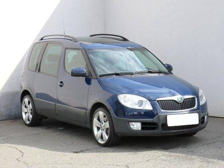Škoda Roomster, 2009
