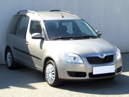 Škoda Roomster, 2006